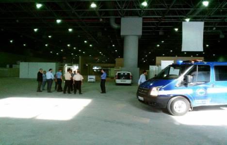 Emlak 2014 arifesinde CNR Expo mühürlendi!