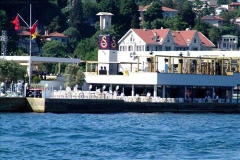 Galatasaray Adası'nı Ünal Aysal kiraladı!