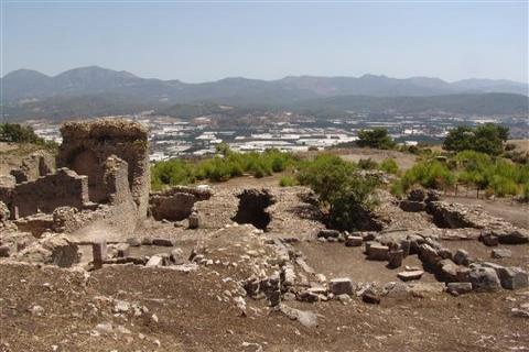 Rhodiapolis'te kazı çalışmaları başladı!