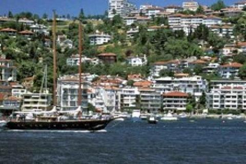 Etiler'de icradan 1 milyon 500 bin TL'ye satılık villa!