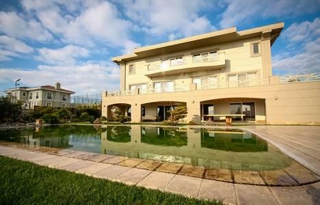 Günışığı Konakları Büyükçekmece'de 850 bin dolara villa!