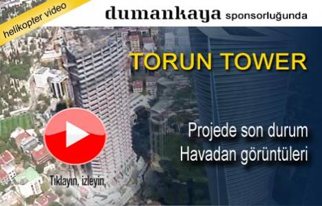 Torun Tower Zincirlikuyu'nun
