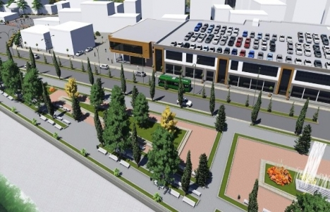 Zonguldak Alaplı'ya yeni pazar yeri!