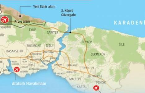 3. Havalimanı projesi ile Arnavutköy'de arsa fiyatları arttı!