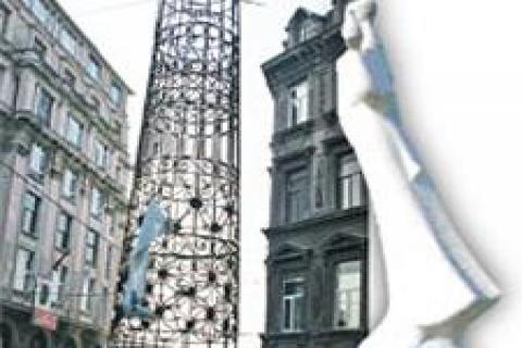 İstanbul'daki heykeller bakımsızlıktan dökülüyor