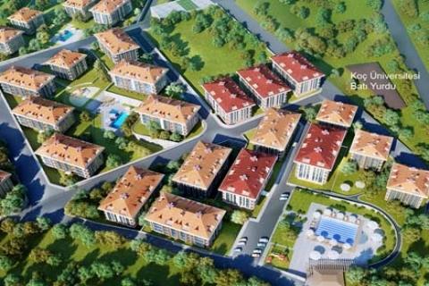 Foresta Evleri projesinde 4+1 daireler 420 bin lira!