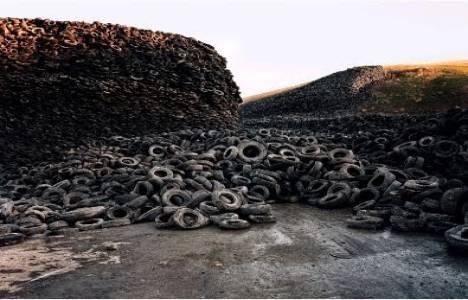 Çevre ve Şehircilik Bakanlığı 92 bin ton lastiği geri kazandırdı!