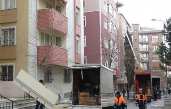 Kartal'daki riskli binalar