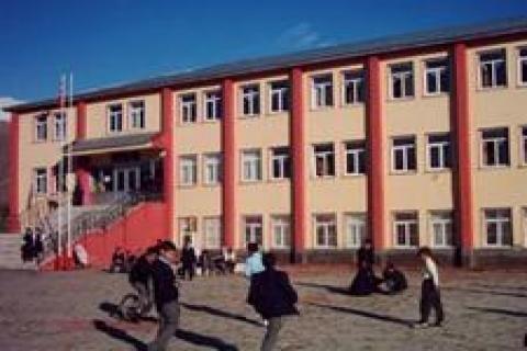 Kütahya'daki okul güçlendirme
