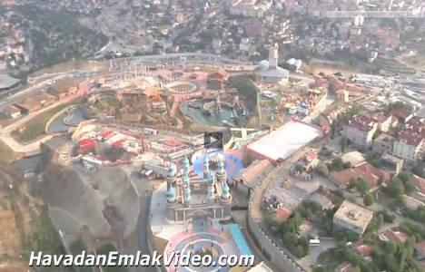 Vialand Alibeyköy AVM'nin havadan son görüntüleri!