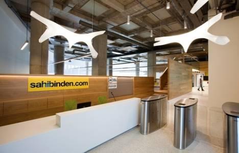 Sahibinden.com yeni ofisini