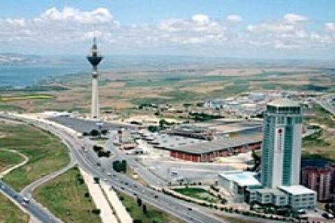 Galatasaray Büyükçekmece'de tesis