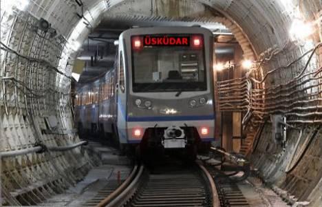 Üsküdar-Ümraniye-Çekmeköy Metrosu İnşaatı