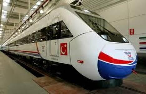 Ankara-İstanbul YHT hattının altyapısının yüzde 99'u tamamlandı!