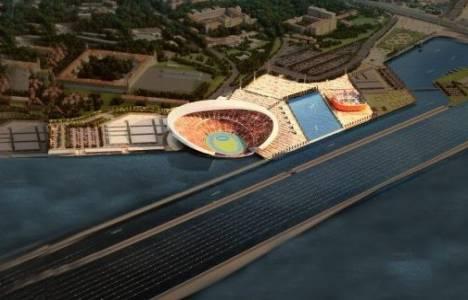 Boğaz'a stadyum yapılacak!