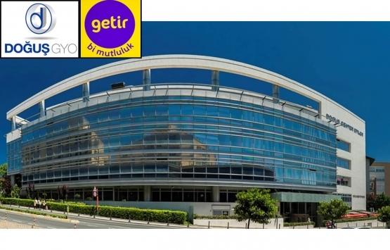 Doğuş GYO, Doğuş Center'daki 47 bağımsız bölümü Getir'e satıyor!