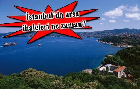 İstanbul'da satılık arsa 2013!