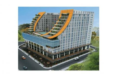 New Residence Beylikdüzü'nde 91 bin TL'ye 1+1!