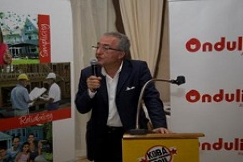 Onduline Avrasya, Küba'da toplantı yaptı!