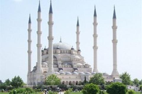Adana'nın en güzeli Sabancı Merkez Camisi oldu!