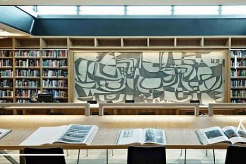 Vakko, Vitali Hakko Kreatif Endüstriler Kütüphanesi'ni halka açtı!
