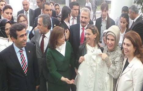 Ankara'da kadınların el