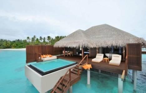 Aydeniz İnşaat Maldivler'de