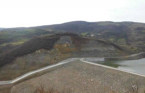Ataç İnşaat, Taşova'daki Yaprak Barajı'nı tamamladı!