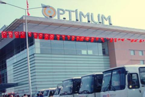 Yeni Optimum AVM'ler açılıyor