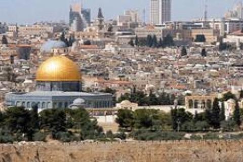 Kudüs Belediyesi, Araplar