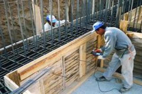 Her 20 kişiden biri inşaatta çalışıyor!