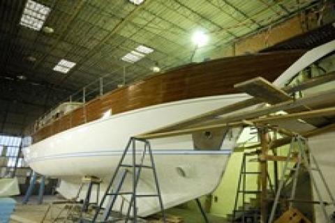 Marmaris Malmüdürlüğü'nden tekne imali için 49 yıllığına taşınmaz!