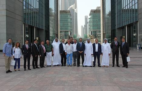 Ağaoğlu, Dubai Finans