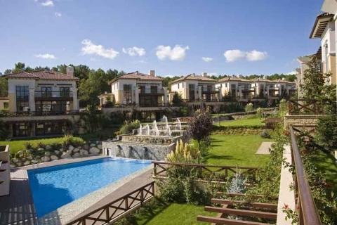 Ağaoğlu My Roseville'de 1 milyon 300 bin dolara villa!
