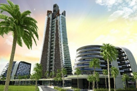 Sarphan Finanspark'ta 1 milyon 480 bin liraya ofis!