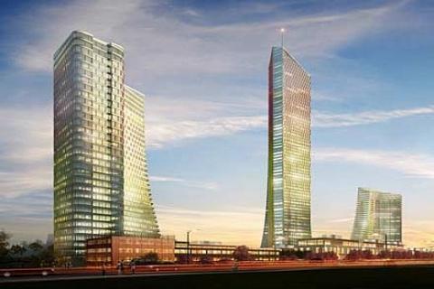 Metropol İstanbul projesinde metrekaresi 5 bin TL'ye!