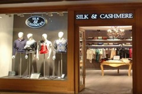 Silk & Cashmere çin 'de mağaza açacak!