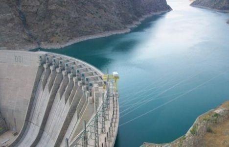 Barajların doluluk oranları son durum
