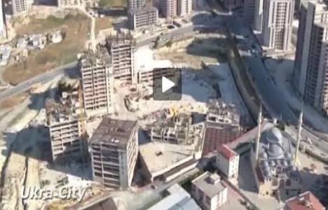 Ukra İnşaat'tan 5 proje ve havadan görüntüleri!