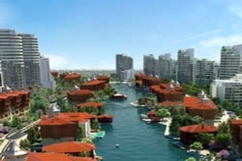 Bosphorus City'de 153 bin YTL'ye
