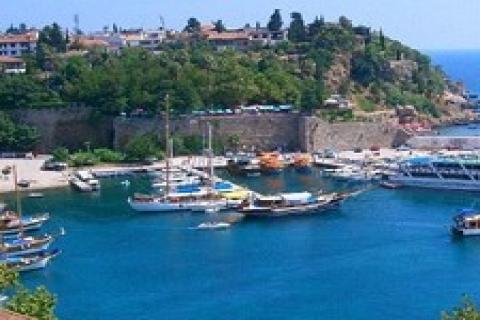 Maliye Bakanlığı Antalya'da