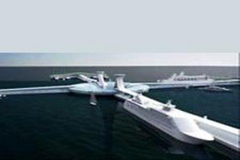 Zigloo Design'ın Girdap projesi deniz altına inşa edilecek