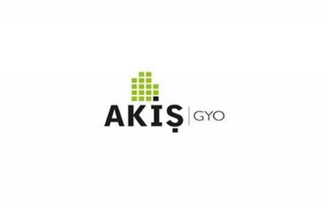 Akiş GYO  devir sözleşmesi imzaladı!
