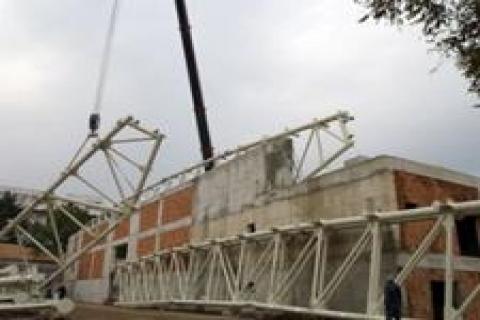 Burhan Felek Spor Salonu'nda inşaat başlıyor