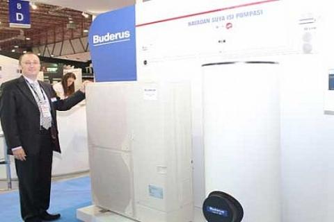Buderus, yeni ürünlerini