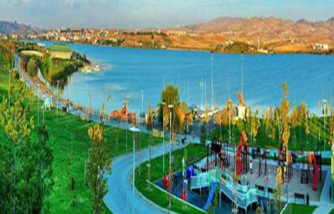 Ankara Mogan Gölü