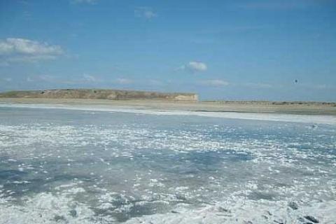 Tuz Gölü'nde turizm