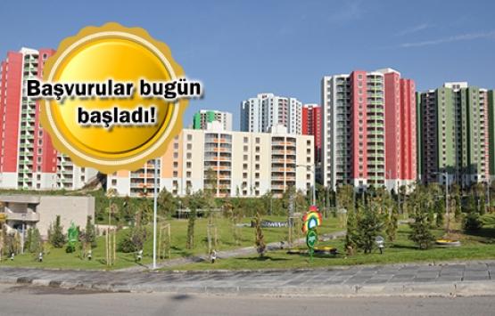 TOKİ'den Ankaralılara ucuz