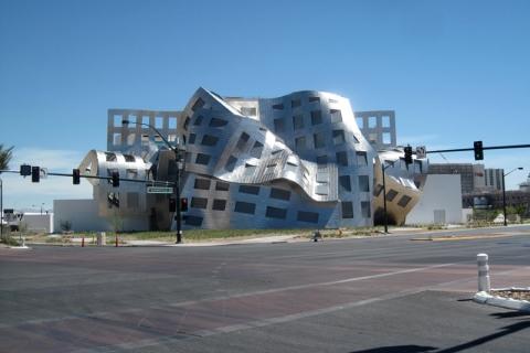Mimar Frank Gehry,