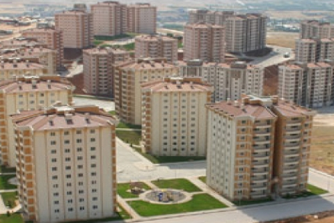 TOKİ, Gaziantep Şahinbey'de